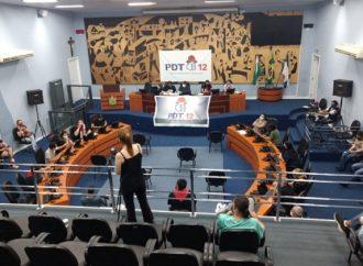 Em convenção, PDT decide apoiar candidatura de Mabel Canto à Prefeitura de PG