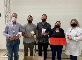 'Projeto ABA' da Igreja Cristã Presbiteriana distribui kits para colaboradores do Hospital Universitário