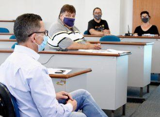 UEPG discute retorno presencial das atividades administrativas