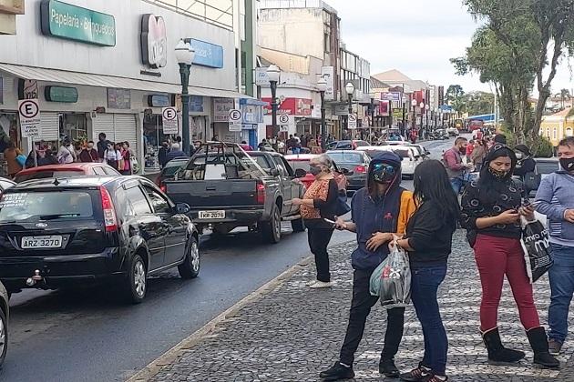 Ponta Grossa registra 39 novos casos de COVID-19;  total de infectados é de 4.049