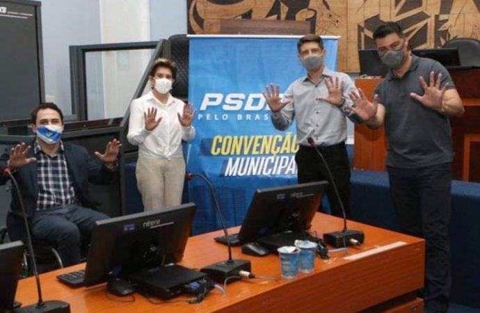 PSDB oficializa apoio à Elizabeth Schmidt durante convenção