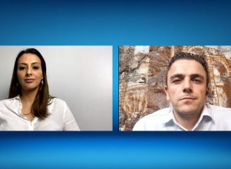 Vídeo: Mabel Canto e Aliel Machado falam sobre a aliança na disputa pela Prefeitura de Ponta Grossa