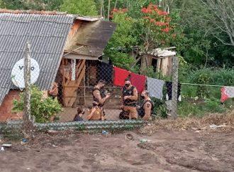 Polícia Civil de PG prende suposto autor de assassinato no Boa Vista