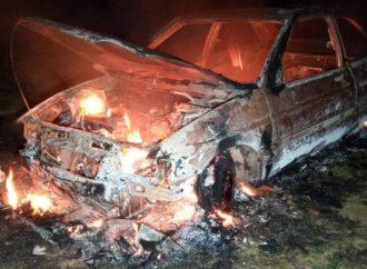 VÍDEO: Incêndio em carro abandonado mobiliza Corpo de Bombeiros neste sábado (19) em PG