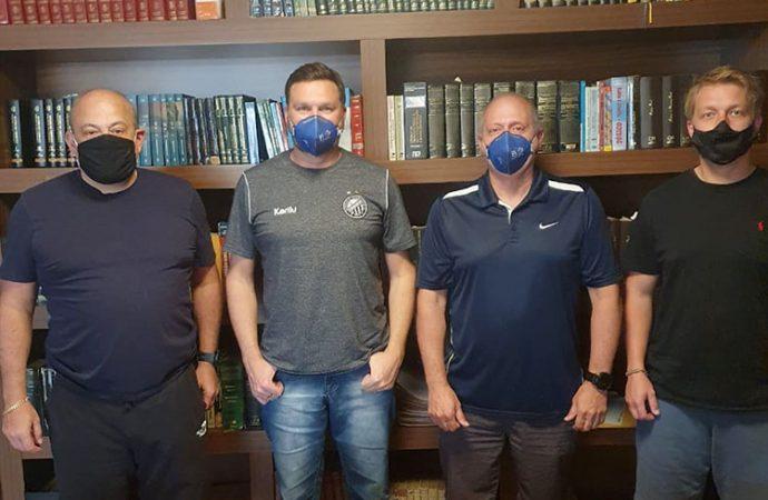 PSL oficializa apoio ao pré-candidato Márcio Pauliki e Ricardo Zampieri é um forte nome para vice