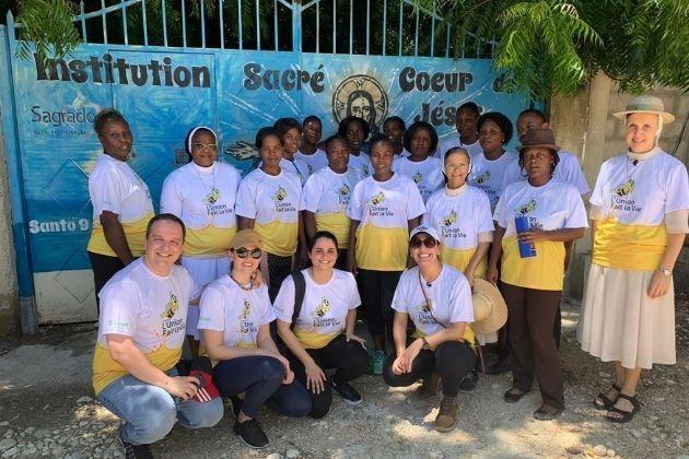 Missão do Sicredi no Haiti recebe reconhecimento do Conselho Mundial das Cooperativas de Crédito