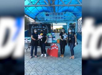 Colégio de PG realiza campanha de arrecadação de fraldas geriátricas