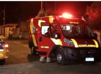 Jovem de 21 anos é baleado no Núcleo Pitangui neste sábado (19)
