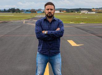 Superintendente do Aeroporto Sant'ana adia projeto político em prol dos avanços do aeroporto