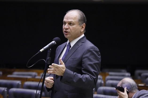"""Exclusivo: """"A missão mais importante é reequilibrar a harmonia entre os poderes"""", diz Ricardo Barros"""