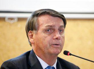 Bolsonaro afirma que Brasil não irá comprar vacina chinesa contra a COVID-19