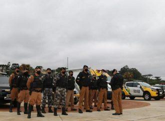 Polícia Militar lança 'Operação Finados' em Ponta Grossa