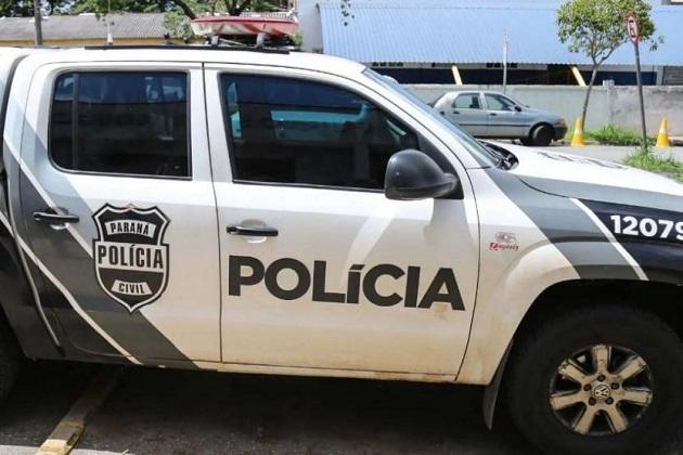 Polícia Civil de Castro prende homem por violência doméstica e tortura contra a esposa