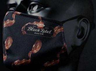 Empresa americana anuncia que vai doar 100 mil máscaras com aroma de bacon