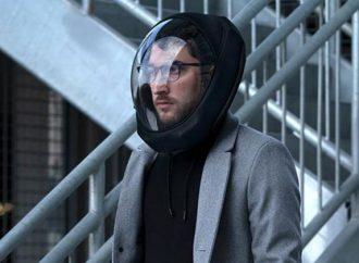 Designer cria capacete com ventilação contra a COVID-19