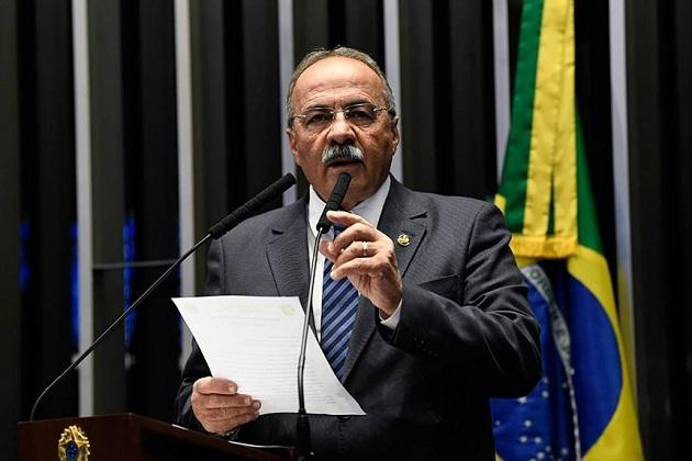 Durante operação, Polícia Federal encontra dinheiro na cueca de senador em Roraima