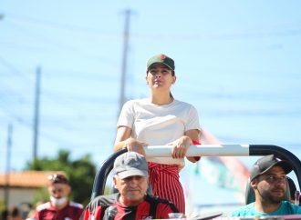 Eleições 2020: Mabel Canto vai valorizar artistas locais